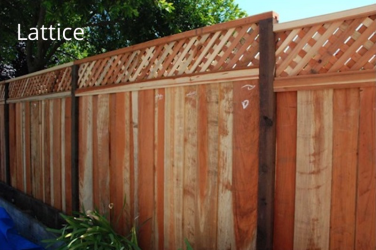 fence Lattice store