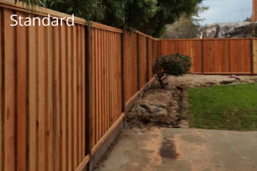 fence standard store
