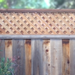 Fence with lattice@2x